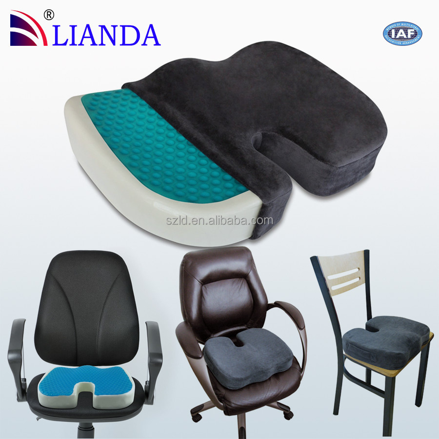 Therapeutic Coccyx Orthopedic Tailbone fice Chair Memory
