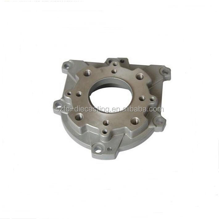 Shenzhen supplier precision metal product customized aluminium alloy die casting
