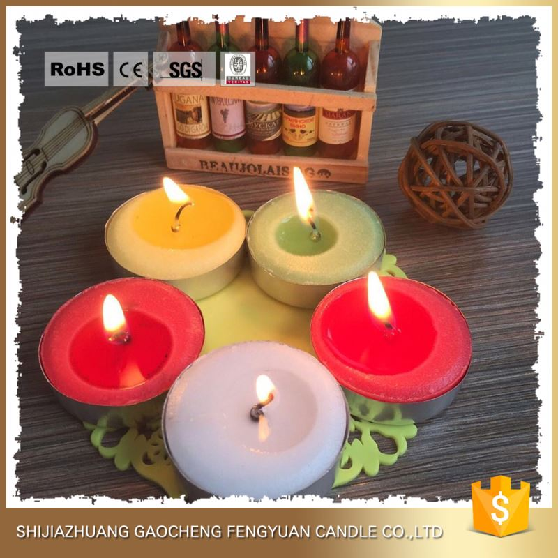 Customized Design Luxury Flameless Scented Beeswax Candles