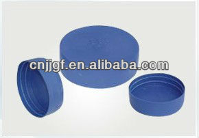 SDR17 LDPE Plastic Pipe End Caps For PVC tubes