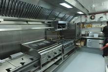 Indian Restaurant Kitchen Equipments