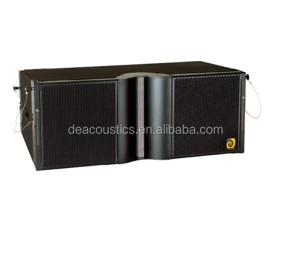 Hot-sale double 10inch active line array