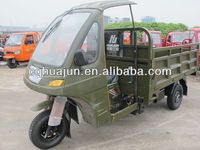 200cc 3 wheel car with cabin/cabin three wheel motorcycle/cargo tricycle with cabin