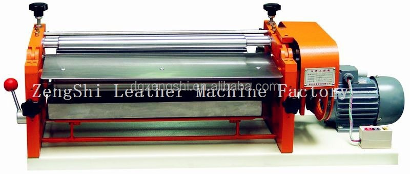 leather tannery machine for tanning leather