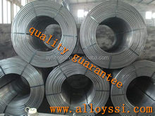 sell casi cored wire / calcium silicon briquette board china anyang manufacture