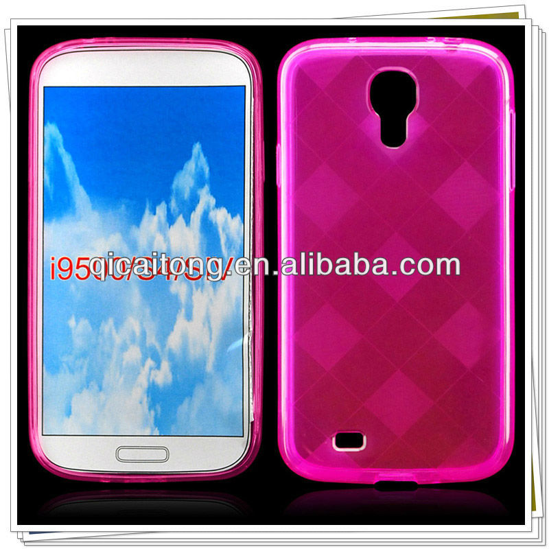 tpu mobile phone case /jelly case for samsung galaxy s4/I9500