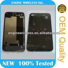 cellular phone parts for iphone 4 glass back plate