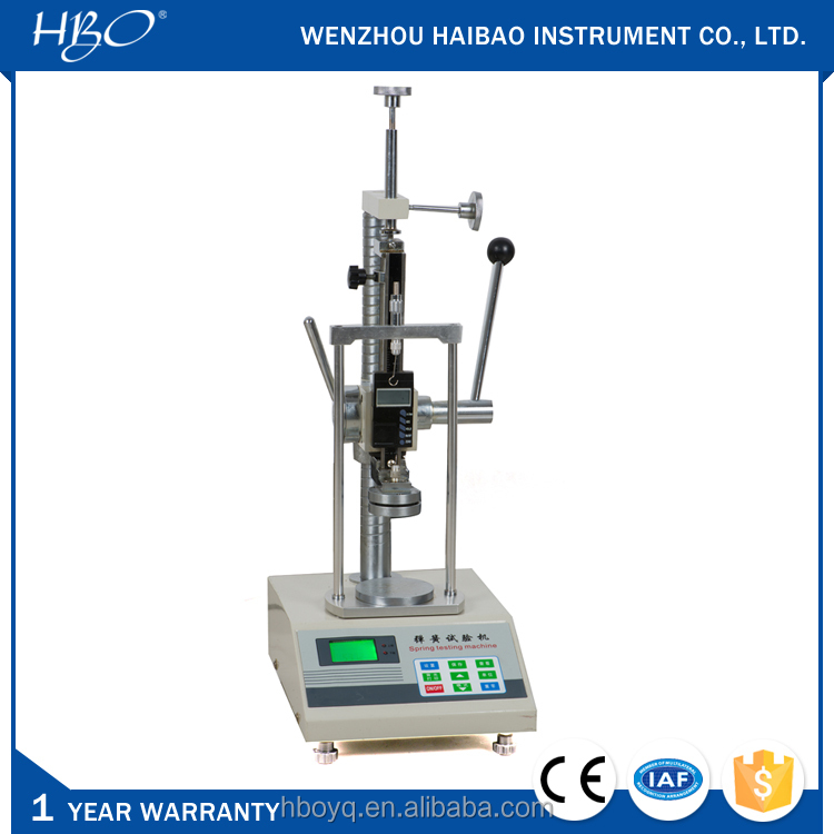 HT-100 spring compression testing machine