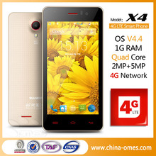 OMES 4G phone android 4.4 system 4g Low Price China Mobile Phone