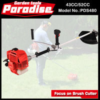 Unique Designed Stable Quality 43CC Grass Cutting Jobs