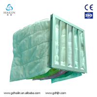 Electronic Industry Synthetic Fiber Filter Bag Air Filter Fabric