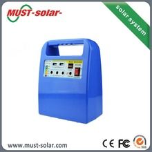 solar electricity generating system for home lighting system power with solar panel for all kind of mobilephones