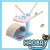 fine pet products cat tree with strong construction