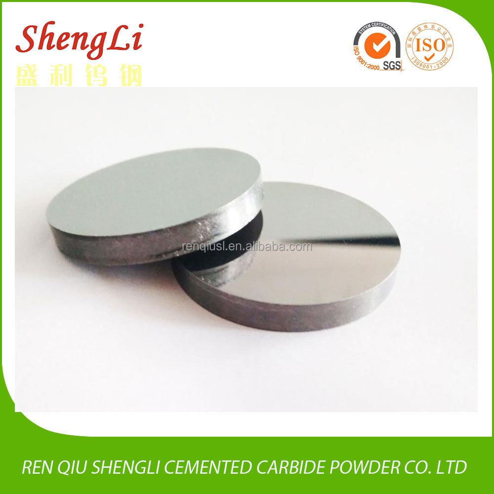 Blank/Finished tungsten carbide round wear part