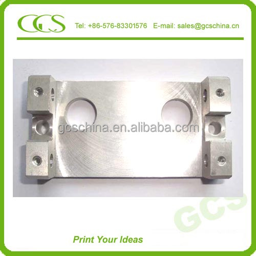 china supplier machining cnc plastic chrome turning parts