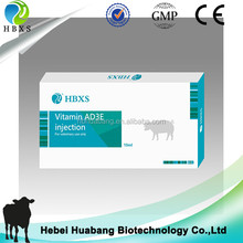 Veterinary Vitamin A D3 E Injection