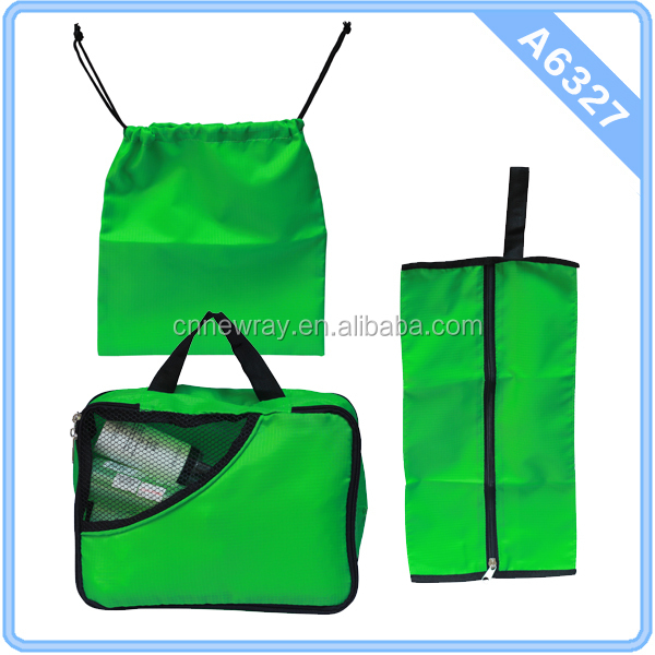 hot sale promotional travel toilet cosmetic bag sets