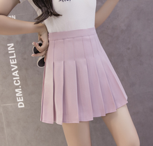X84527A korean hot beautiful girls/ladies/women short pleated skirt/skirts