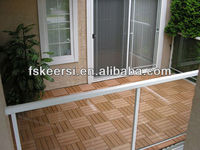 balcony waterproof outdoor floor covering