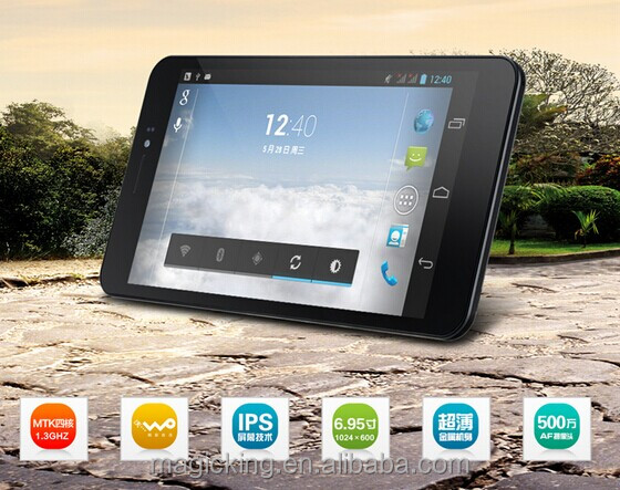 Pipo Talk-T5 Pipo T5 qpad 6 .95 inch android tablet pc