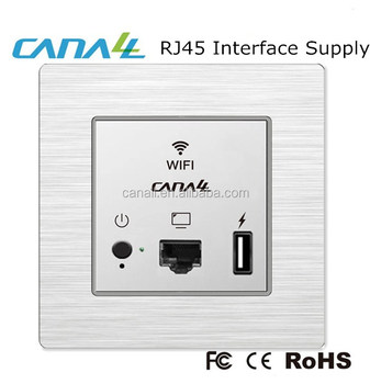 100~220V AC/POE Supported Home&Hotel Wireless Wifi Router with RJ45 interface Professional Manufacturer