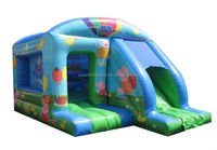 inflatable Satellite bouncer for kids, inflatable jumping bouncy castle,inflatable castle,inflatable bouncer for kids