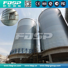 Provided Low Price Coffee Bean Storage Silo bulk feed bins for sale