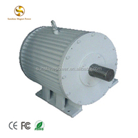 low speed direct drive 1KW - 20KW permanent magnet generator LOW RPM NdFeB Neodymium magnet generator with 20RPM - 600RPM