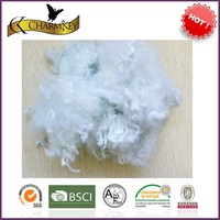 raw white acrylic staple fiber with good quality