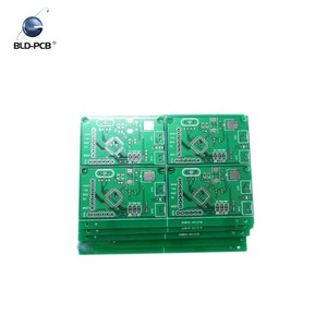 Immersion Gold Small PCB Manufacturer Printed Circuit Board For Induction Cooker