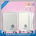 Encai Fashion Clear PVC Travel Luggage Case Cover Organizer High Quality Waterproof Luggage Protective Cover Wholesale