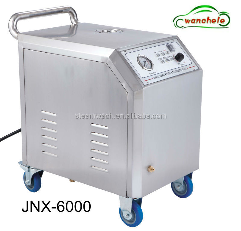 2015 electric energy 10bar steam car wash machine price/steam cleaner for car detailing