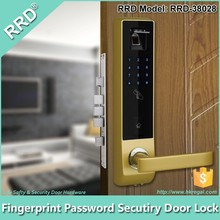 RRD - 38208 Touch Screen Digital Code Door Lock