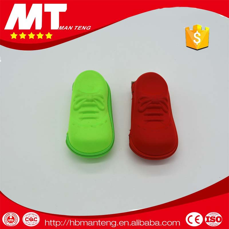 MANTENG Cute Shoes model EVA kids glasses case , MT-EZ8025