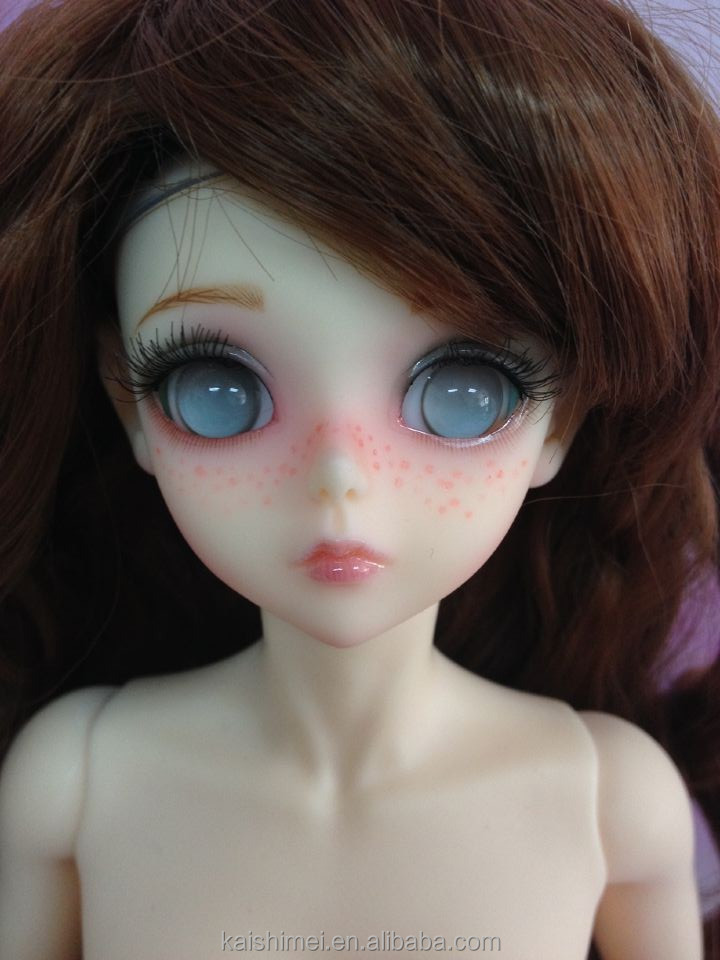 40cm BJD doll with fairy make up (female)