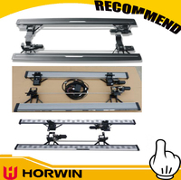 most popular automatic side step Electric Running board for JEEP Wrangler JK 2007+