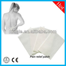 2017 new products of herbal pain patch