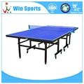 Medium Density Fiberboards MDF 15MM Table Tennis Table Indoor Pingpong Desk