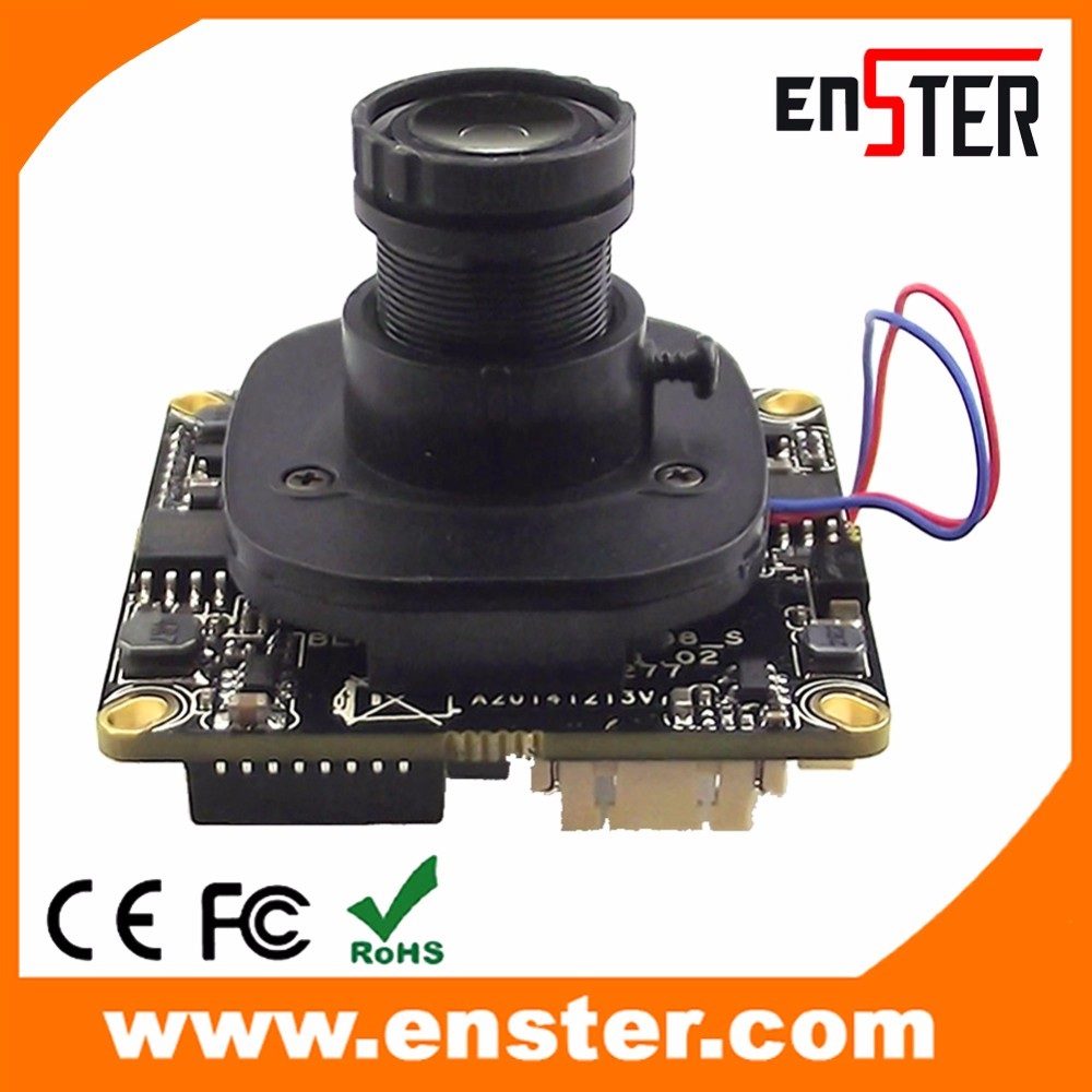 2 Megapixels HD IP camera main board,The Camera Module support ONVIF