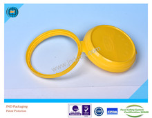 Plastic easy open Ends for milk powder canning with CFDA