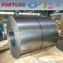 cold rolled zinc coated steel coil hardness