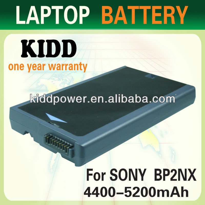 Replacement Laptop Battery For Sony Bp2nx Vaio Pcg-grs100 Pcga-bp2nx