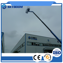 Narrow Mobile Electric Sky boom lift