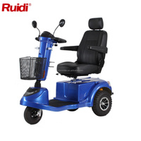 electric scooter cabin scooter 3 wheel Ruidi Mobility scooter T6-S