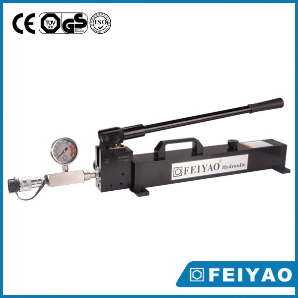 High Pressure Hydraulic Oil Hand Manual Pump Manufacturers