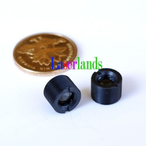 Plastic Collimation Lens Focus Lens for 200nm-1100nm All Wavelength Laser