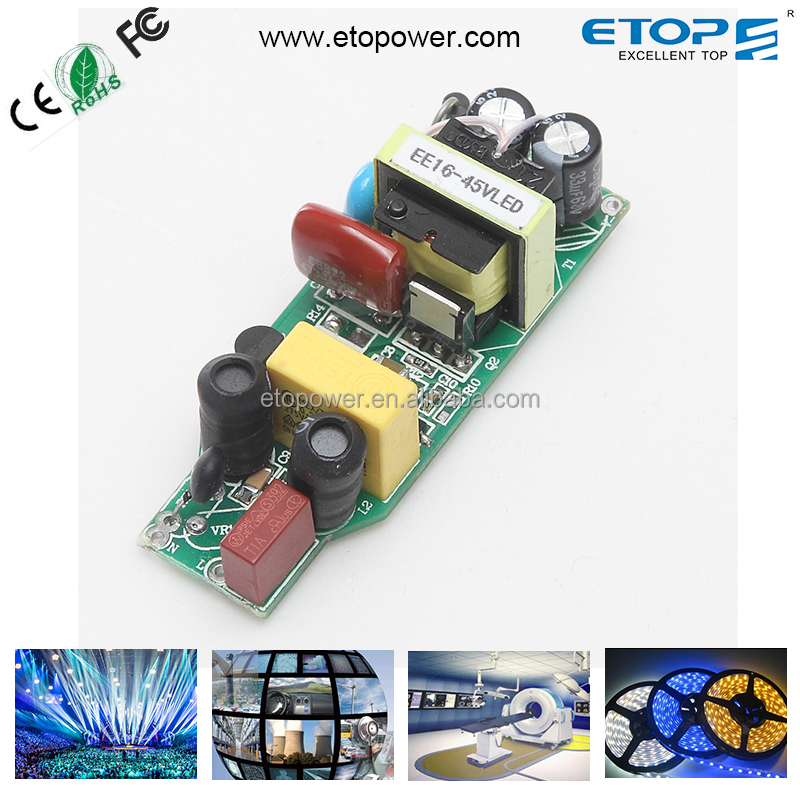 ETOP CE approved Single Series 48v Led Strip Driver