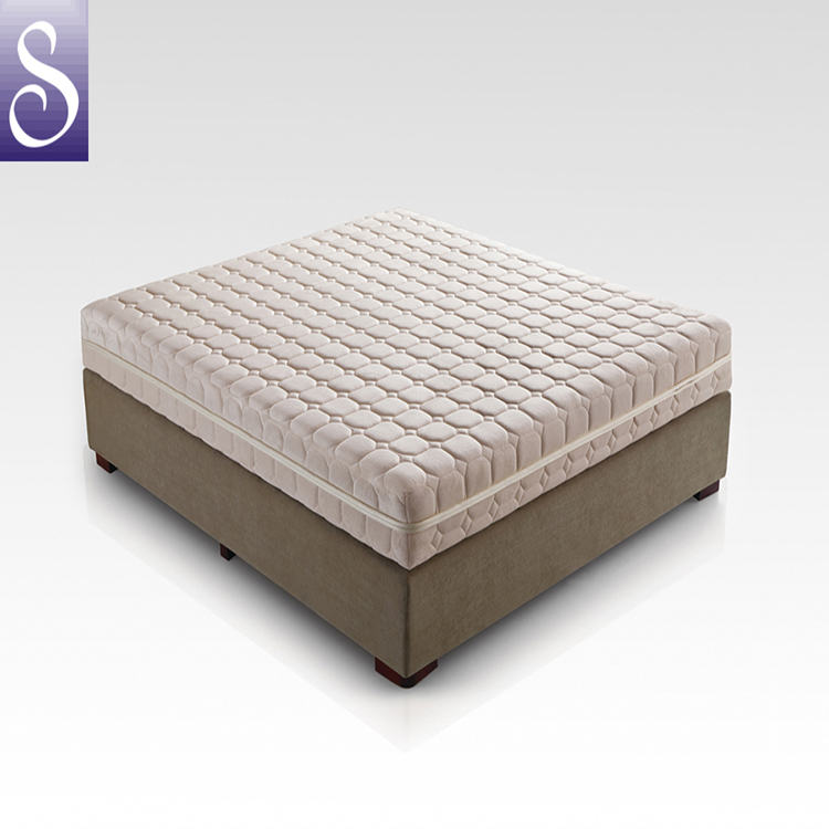 Home furniture supplier sponge mattress factory