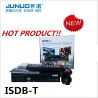 Suitable for Indonesia/Japan/Philippines market standard ISDB-T receiver