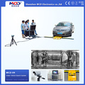 MCD-V9 metal detector made in china under vehicle inspector camera